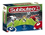 Real Madrid- Subbuteo Playset UEFA Champions League, Ninguna (Eleven Force 81519)