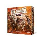 Edge Entertainment - Zombicide Temporada 3: Rue Morgue, Juego de Mesa (ZC05)