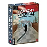 Devir Twilight Struggle: la Guerra Fría, 1945-1989, portugués, juego de mesa...