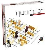 Gigamic QRM Quoridor Mini - Juego de Estrategia con Piezas de Madera (de 2 a 4...