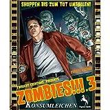 Pegasus Spiele 54120G Zombies!!! 3 - Juego de Mesa de Zombis (versión en alemán)