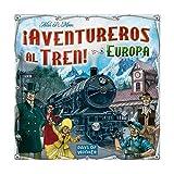 ¡Aventureros al Tren!! - Europa Juego De Tablero, Color no, Talla Unica (Edge...