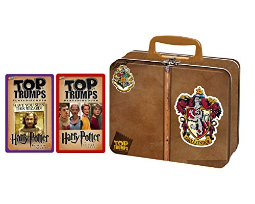 Top Trumps Libros de Harry Potter