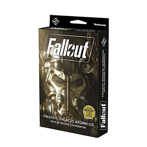 Fantasy Flight Games Fall out el Juego de Mesa: Expansión Enlaces atómicos Pack de...