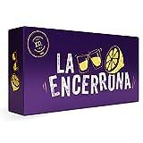 ZENAGAME La Encerrona, Juegos para Beber - Juegos de Beber Alcohol para Tus Veladas -...