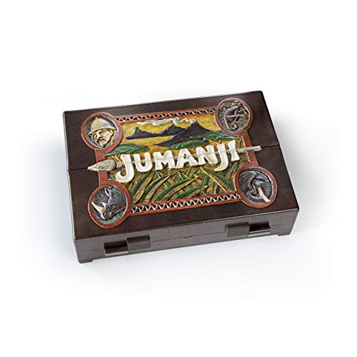The Noble Collection- Jumanji Replica Scale 1:1 41 Cm Juegos DE Mesa, Multicolor...