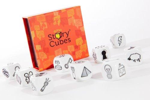 Asmodee Story Cubes: Clásico - Todas las versiones disponibles, Multilenguaje...
