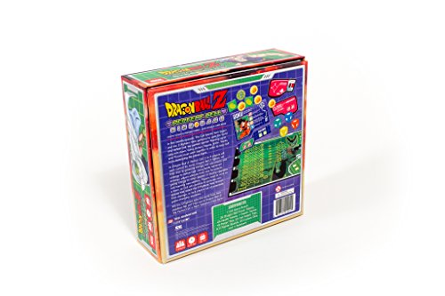 IDW Games IDW01421 'Dragonball Z Perfect Cell' Board Game