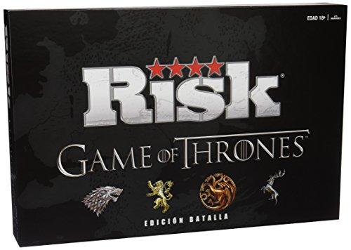Juego De Tronos- Risk Ed. Batalla Edición Juego de Mesa, Multicolor, única (Eleven...
