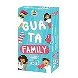 GUATAFAMILY - Juego de Mesa en Familia - Cartas para niños y Padres - Risas e...