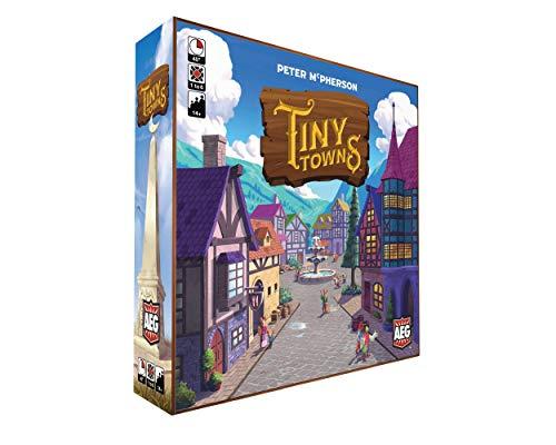 Alderac Entertainment 7053 Tiny Towns - Juego de Mesa (en inglés)