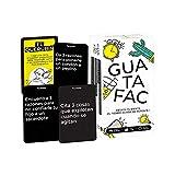 GUATAFAC-Juego de Mesa, Color Blanco (LA Caja LCGF0002)