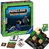Ravensburger - Minecraft: Builders & Biomes Juego de Mesa, Light Strategy, 2-4...