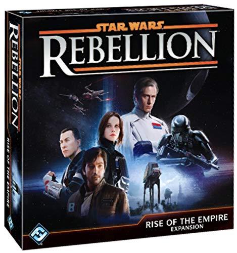 Fantasy FFGSW04 - Juego de expansión Star Wars Rebellion, Rise of The Empire