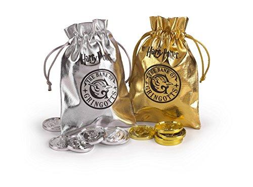 Noble Collection NN7215. Harry Potter Juego de Damas con Monedas Gringott.