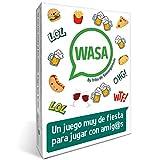 Tribu de Sinvergüenzas 🤣 WASA 🤣 – Juego de Mesa - Juego de Cartas para...