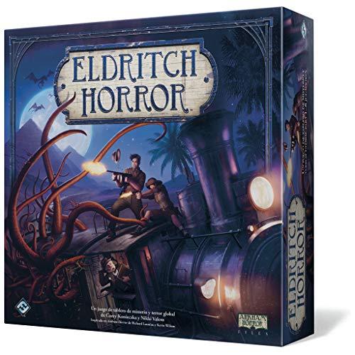 Fantasy Flight Games Eldritch Horror, Talla única (FFEH01)