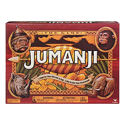 Jumanji, Multicolor (Cardinal Games 6040889)