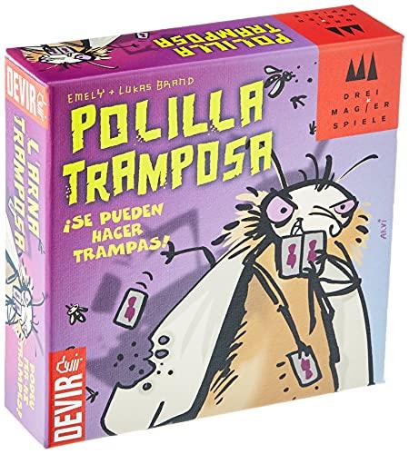 Devir - Juego Polilla Tramposa (BGPOLI)
