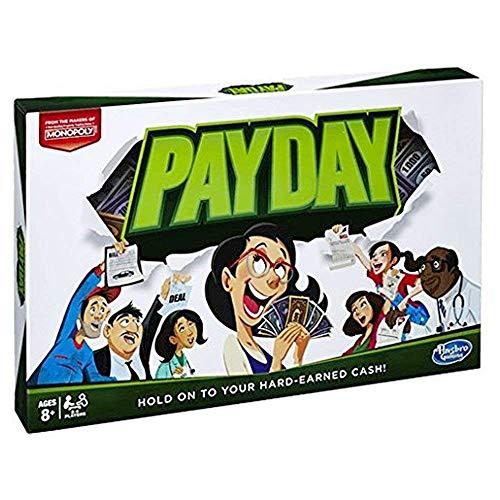 Hasbro Juego de día de Pago para Juegos