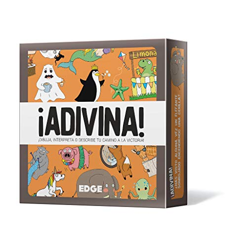 Edge Entertainment-¡Adivina (EEGARA01)