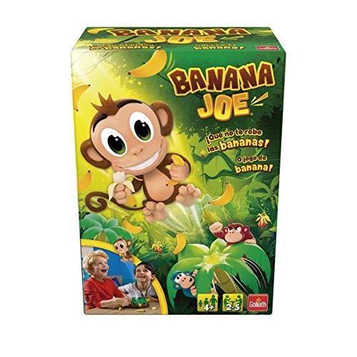 Goliath Banana Joe. Róbale con Cuidado los plátanos a Este Monito Saltarín… ¡o...