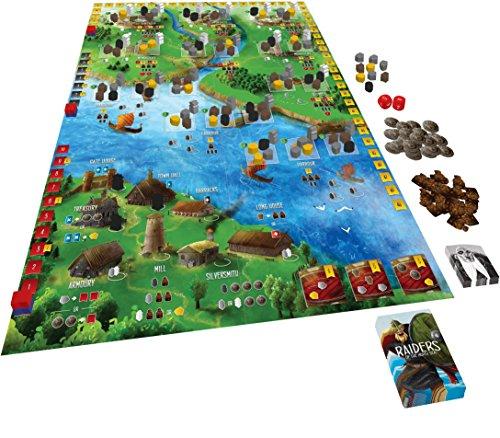Renegade Game Studios RGS00585 Raiders of The North Sea - Juego de Mesa (Contenido en...