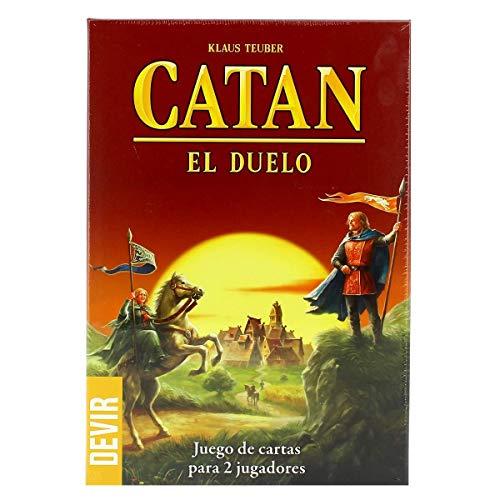 Devir Iberia 227239 Catan el Duelo