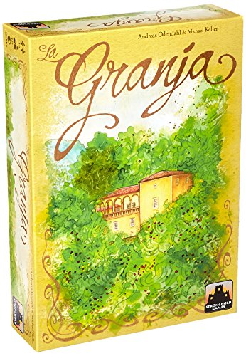 Stronghold Games STG06003 La Granja - Juego de Mesa