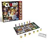 Hasbro Gaming- Juegos Cluedo Junior (Versión Española), Multicolor, Talla Única...