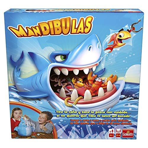 Goliath Mandibulas La pesca más divertida, Juego de mesa infantil, A partir de 4...