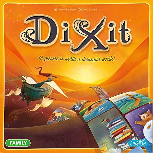 Libellud Dixit original - Juego de mesa, Edición 2019