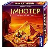 KOSMOS - Juego de tablero Imhotep, de 2 a 4 jugadores (692384) , color/modelo surtido