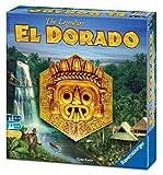 Ravensburger El Dorado, Juego de mesa, Light strategy, 2-4 Jugadores, Edad...