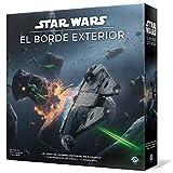 Fantasy Flight Games- Star Wars: El Borde Exterior - Juego de Mesa - Español,...