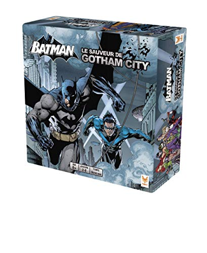 Topi Games BAT-599001 - Juego de Mesa, Le saveur de Gotham, Idioma español no...