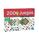 Falomir-200 200 Reunidos. Juegos de Mesa. Clásicos, (1310)
