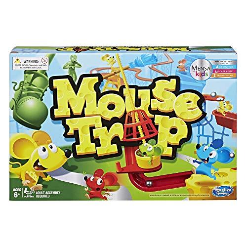 Hasbro Gaming Mouse Trampa Juego