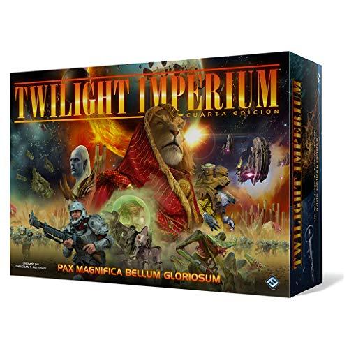 Fantasy Flight Games- Twilight Imperium Cuarta Edición - Español, Color (FFTI07)