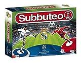 Real Madrid- Subbuteo Playset UEFA Champions League, Ninguna (Eleven Force 81519)