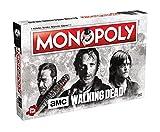 Winning Moves Monopoly The Walking Dead AMC-Versión Francesa, 0993, Multicolor
