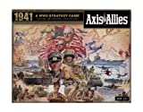 Wizards of the Coast 39687 Axis & Allies 1941 - Juego de Mesa sobre Guerra Entre Eje...
