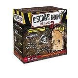 Diset - Escape Room - The Game 3 Juego de Mesa, Multicolor, 62332