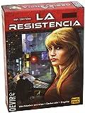 Devir- Juego de Mesa La Resistencia, Miscelanea (25197)
