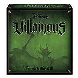 Ravensburger Disney Villainous, Juego de mesa, 2-6 jugadores, Versión Española,...