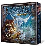 Fantasy Flight Games - Descent, Viaje a las tinieblas (Asmodee, FFDJ01)