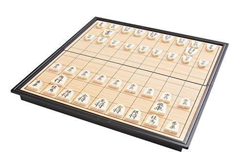 Quantum Abacus Azerus Línea Standard: Shogi ajedrez japonés, Set de Viaje con...
