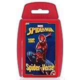 Spider-Man Top Trumps Juego de Cartas