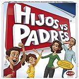 Bizak- Hijos Contra Padres, Multicolor, Talla Única (61923451)