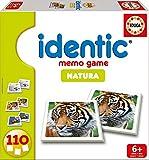 Educa Borrás 14783 - Identic Natura (110 Cartas) , Modelos/colores Surtidos, 1...